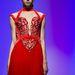 Elegáns piros ruha Angela Chungtól.