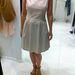 A Bershkában ez volt az egyetlen ruha, amit komolyan tudunk ajánlani az esküvői vendégeknek: 8995 forint, csinos, nőies szabás.