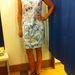 C&A: a ruha alapszíne lehet fehér, ha ilyen nagy felületen borítják kék minták. 8590 forint.
