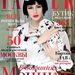 Monica Bellucci és egy dalmata kölyök a Tatler címlapján.