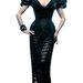 Az első 3D nyomtatott ruha Dita Von Teese-en