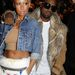 A legdurvább páros: amikor Kanye West még Amber Rose-zal járt, Rose kitett magáért: a szőrös Louis Vuitton hasitasi, vagy a rövid póló röhejesebb?