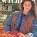 Minden szezonban bemutatják a legújabb farmerdivatot is. Ez az 1986-os Seventeen címlapja szerinte menő volt a farmerdzseki rojtos bőrmellénnyel.