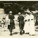 Cincinnatinál sétálgatnak a parton 1909-ben