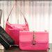 Rózsaszín táskák Valentinótól.