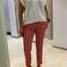 Zara: Nincs még mintás nadrágja? Tessék! Ár:  9995 Ft helyett 3995 Ft