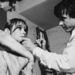 David Bailey és Jean Shrimpton 1963-ban.