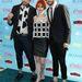A Paramore tagjai, Jeremy Davis, Hayley Williams és Taylor York összeöltöztek, de minek?
