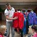 A kültéri sportoknál még fontosabb a megfelelő ruházat.