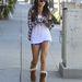 Vanessa Hudgens grunge szerelésben sétált 2013 márciusában.