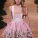 Srej Zsófi a párizsi Haute Couture héten.