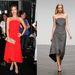 Olivia Wilde az eheti kakukktojás: a szürke ruhát inkább pirosban szerette volna.