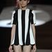 Marc Jacobs cakkozott aljú ruhája a tavalyi divathéten.