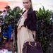 Cipője Sisley, farmere 7 For All Mankind márkájú.