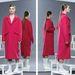 A rózsaszín kabát az egyik kedvencünk Tomcsányi őszi-téli kollekciójából.