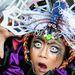 A idei, 12. karneválra 10 féle stílusban lehetett készülni, az egyik a pók volt.