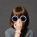 Willy Wonka keret Karen Walker új kollekciójában.