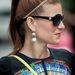 A hajpánt Claire's, a napszemüveg Versace