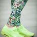 A leggings Bershka, a cipő Nike