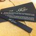 Zara: A címke is bizonyítja, hogy igazi kasmír pulóverről van szó, ha az árából esetleg nem jöttük volna rá.