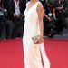 Virginie Ledoyen színésznő a Gravity premierjén augusztus 28-án, a nyitónapon...