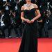 Scarlett Johansson az Under the Skin premierjén, szeptember 4-én bevetette magát.