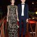 Keira Knightley és James Righton a Valentino divatház partijára is hivatalosak voltak a filmfesztivál ideje alatt, a színésznő stílszerűen Valentino ruhát visel.