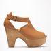 Ez a fatalpú cipő remek kiegészítője lehet őszi ruhatárának. Feltéve, ha nem zoknival hordja, hanem valami hippis kisruhával. Bershka, 13995 forint.