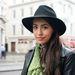 Naomi Sharpe, modell és színésznő - 2013. szeptember 13., London