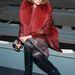 2013. február 12. - Vera Wang őszi és téli kollekciójának bemutatója a New York-i divathéten