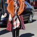 2012. február 27. - Az Armani őszi/téli kollekciójának bemutatója a milánói divathéten