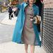 2013. szeptember 15. -  Anna Wintour a londoni divathéten
