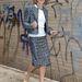 2013. szeptember 12. -  Calvin Klein tavaszi/nyári kollekciójának bemutatója a New York-i divathéten