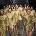 A Dolce & Gabbana arannyal provokált Milánóban.