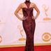 Heidi Klumnak is bejött ez a szín, ő az Atelier Versacétól szerzett ruhát.