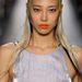 A Rag&Bone kifutóján szép számmal lehetett látni színes bőrű modelleket.