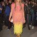 Anna Dello Russo nyáriasan érkezett a télies hangulatú Saint Laurent showra.
