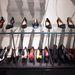 A kínálat. Bal szélen a Value nevű cipők állnak bokapánttal, áruk 34900 forint.