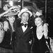 1977 szilvesztere: Serge Gainsbourg és Jane Birkin Regine night clubjában ünnepelnek Párizsban.