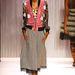 Színes bomber dzseki szoknyával Tracy Reese-től.