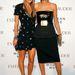 Anna Dello Russo és Giovanna Battaglia az Estee Lauder partiján New Yorkban.