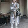 Danielle Robins divatblogger szerint nem az anyag, hanem a fazon számít.