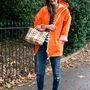 Peony Lim divatblogger is szereti a színeket.