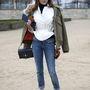 Ece Sukan modell, stylist és divatszerkesztő  is tudja mi a dörgés.