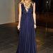 A színésznők (és Gwen Stefani) után jöjjenek a stylistok! Rachel Zoe sztár-stylist is kék estélyit kapott a márkától...