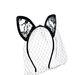 Macskafüles, fátylas hajpánt is van az ASOS-nál 3 ezerért...