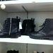 H&M: műbőr bakancsok, 9990 Ft