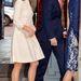 Pippa Middleton kabátruháját Suzannah Crabb tervezte.
