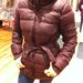 Takko: A bordó is nagyon kedvelt szín idén, kár, hogy rövid ez a meleg kabát. Ár: 14990 Ft