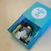Cuki kék doboz, és számos próbatermék